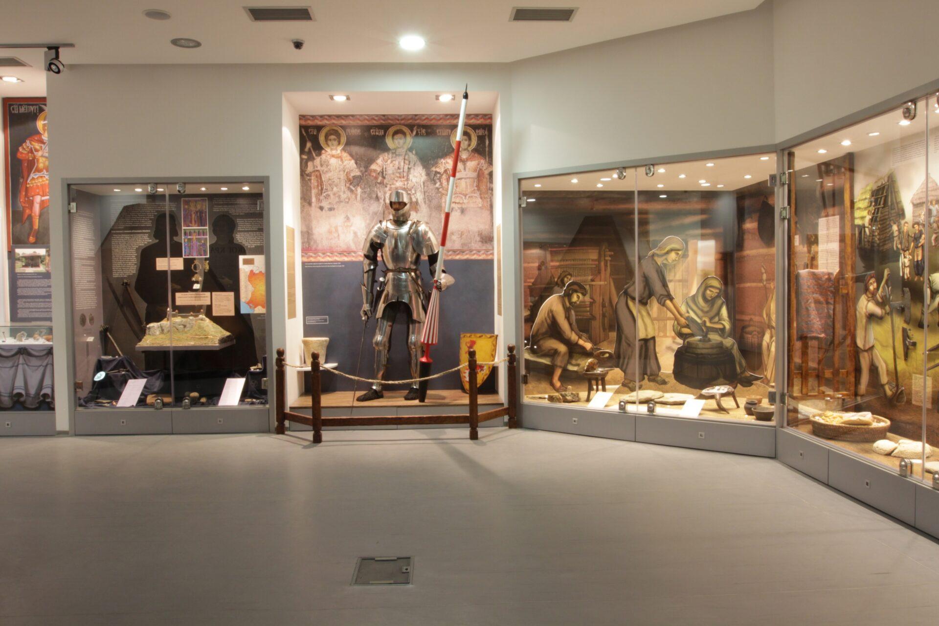Stalna postavka, Narodni muzej Leskovac