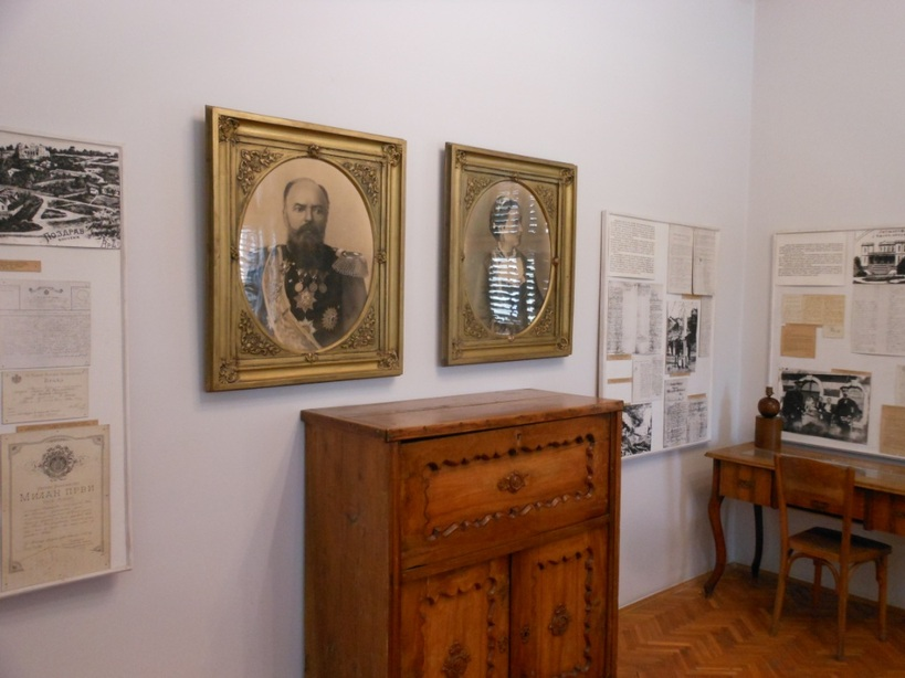 Спомен-соба генерала Белимарковића