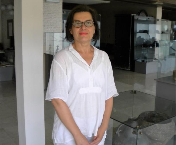 Драгана Игњатовић, виши кустос документалиста, Музеј рударства и металургије Бор