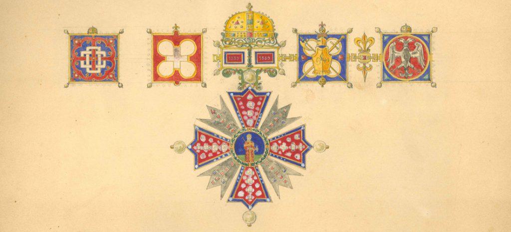 Нцрт за орден кнеза Лазара
