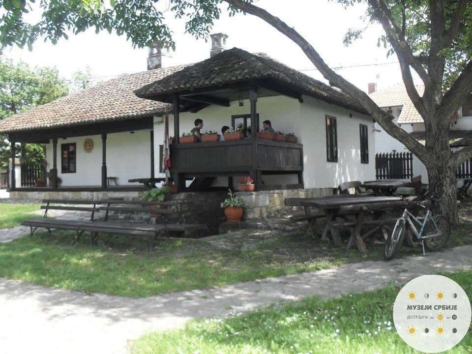 Центар за културу Гроцка, Ранчићева кућа