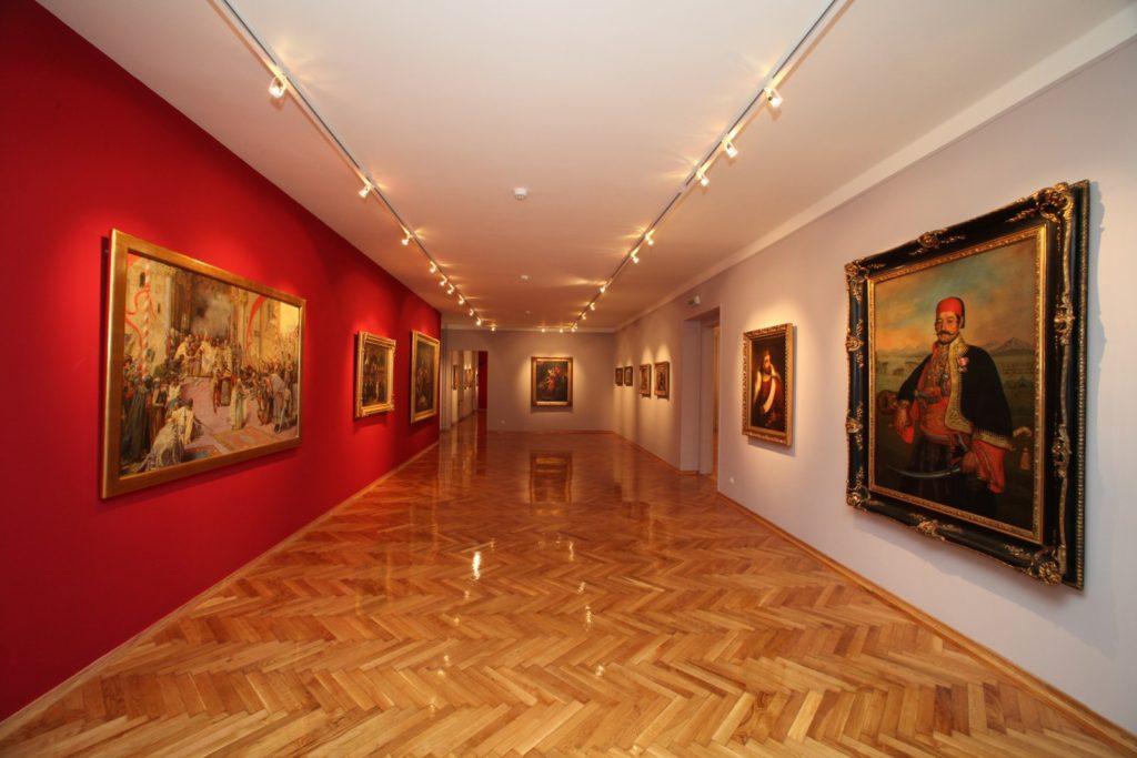 Umetnost XIX veka u Galeriji Matice srpske