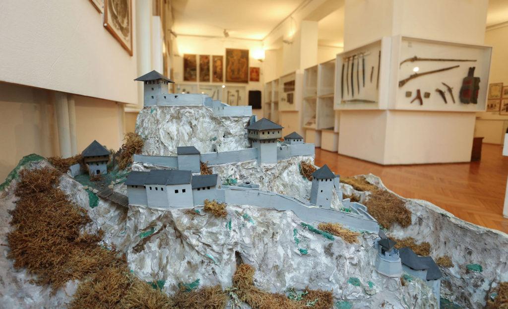 """Izložba """"Užice nastanak i razvoj"""" u Narodnom muzeju Užice"""