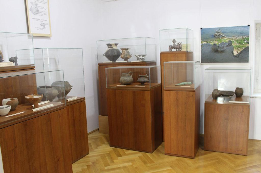 Arheološka izložba u Muzeju u Beloj Crkvi