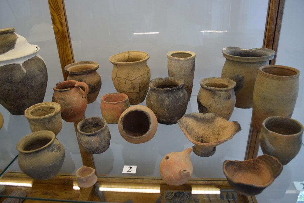 Arheološka postsvka Muzeja grada Bačka Palanka