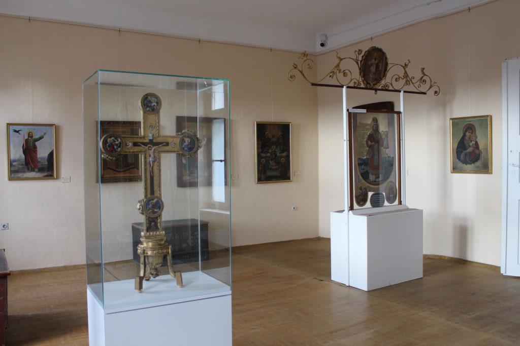 Stalna postavka belorkvanskog ikonopisa u Muzeju u Beloj Crkvi