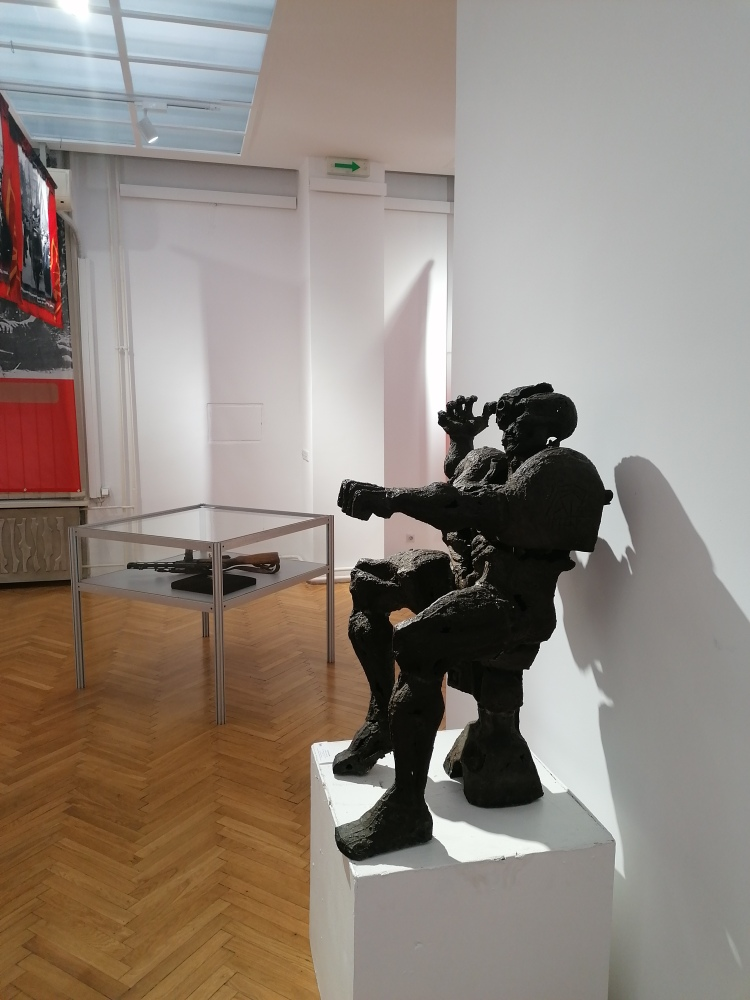 Eksponat - Galerija Doma vojske Srbije, Beograd