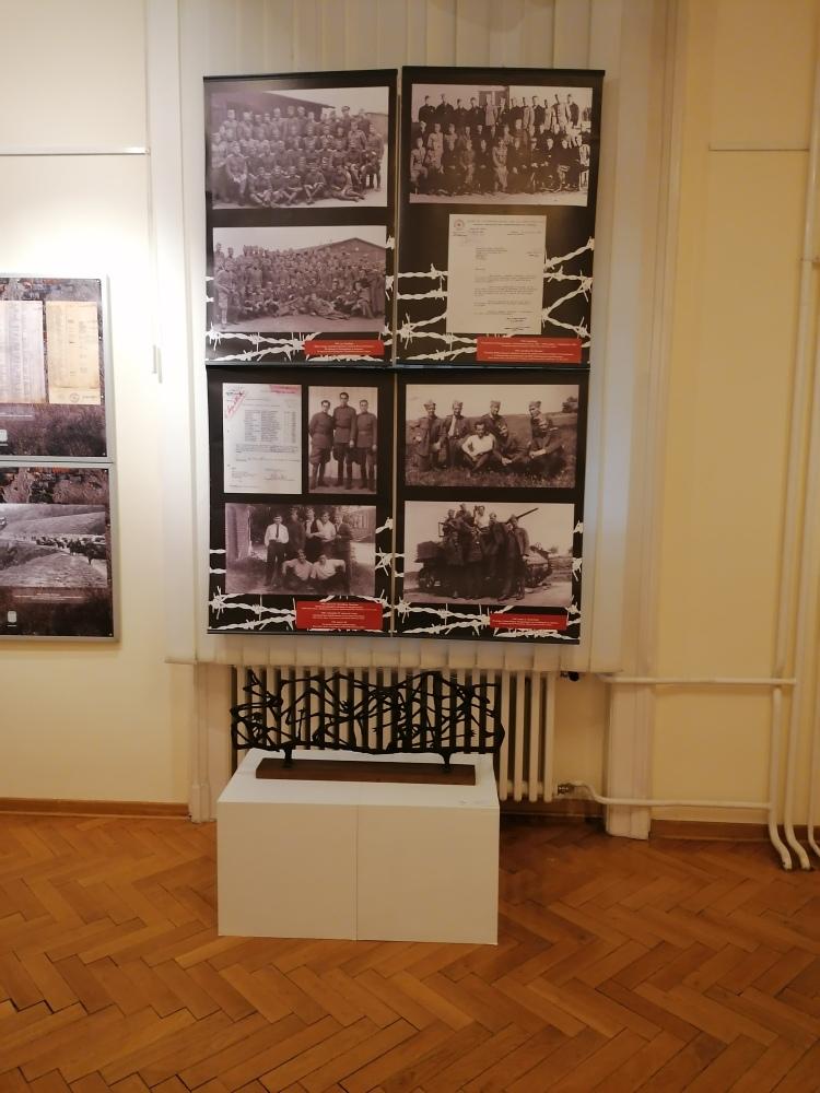 Izložba Medija centra Odbrana povodom 75 godina od Drugog svetskog rata
