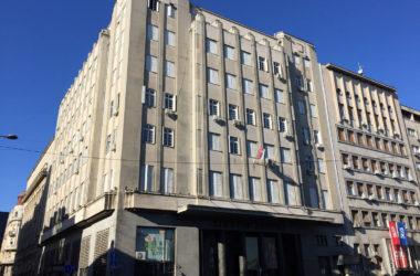 Etnografski muzej u Beogradu zgrada