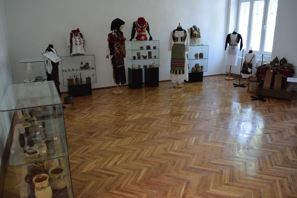 Stalna etnološka postava Muzeja grada Bačka Palanka