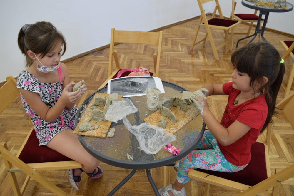 Dečja radionica u Muzeju grada Bačka Palanka