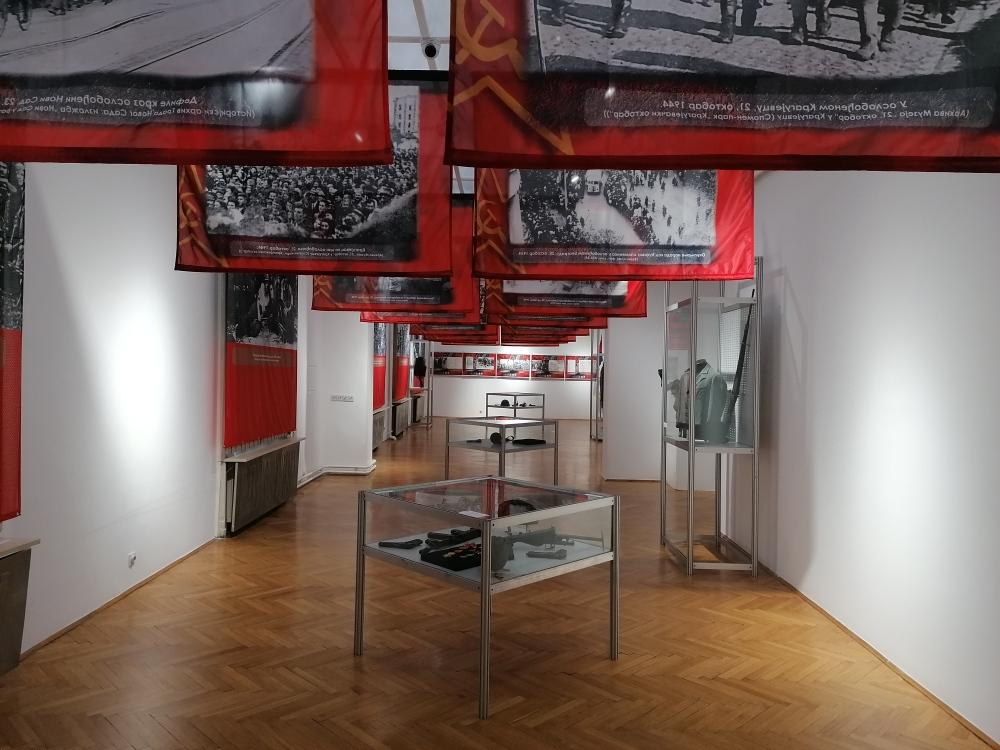 Izložba povodom 75 godina od završetka Drugog svetskog rata