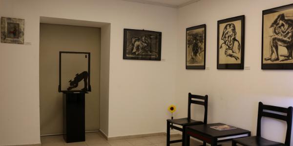 """Fondacija za crtež - Galerija """"Haos"""""""