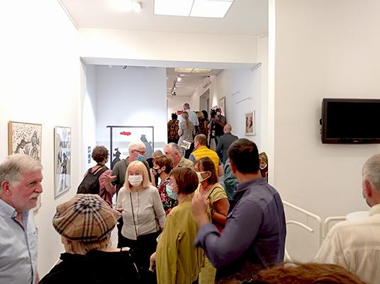 Izlozba u Galeriji Haos