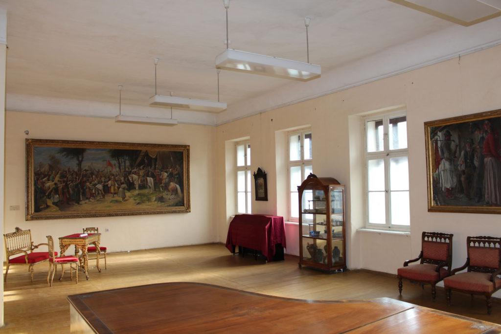 Izložba i stalna postavka Muzeja u Beloj Crkvi