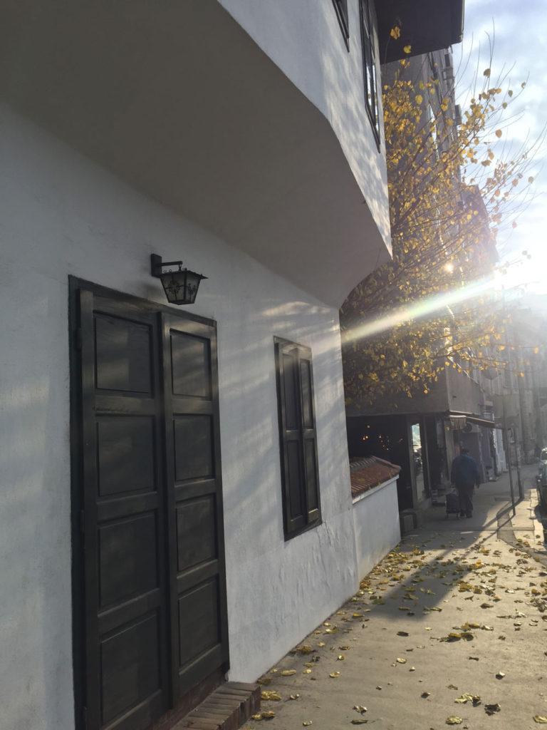 Manakova kuća, Etnografski muzej u Beogradu
