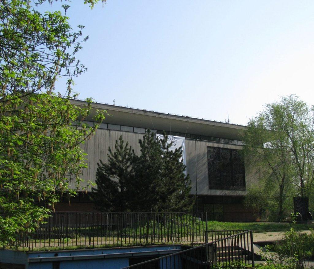 Muzej Vojvodine - muzej kompleksnog tipa nalazi se u Dunavskoj ulici broj 35-37 u Novom Sadu