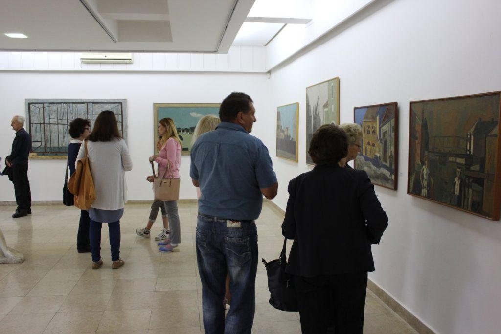 Savremena galerija Zrenjanin publika