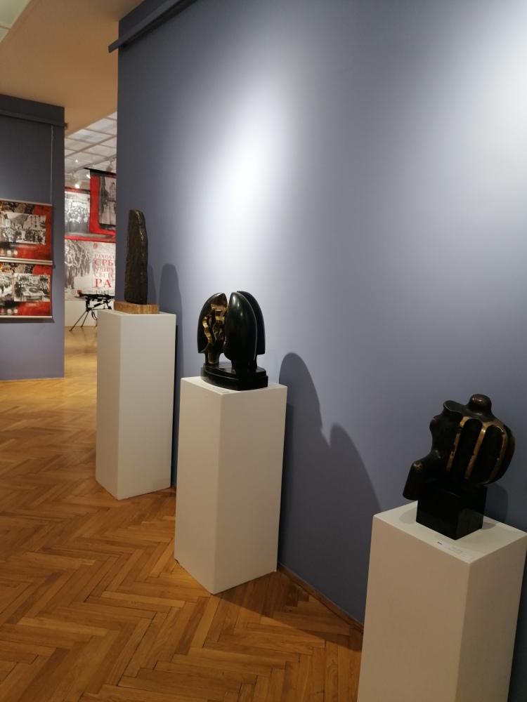 Dodatak postavci u Galeriji Doma Vojske Srbije