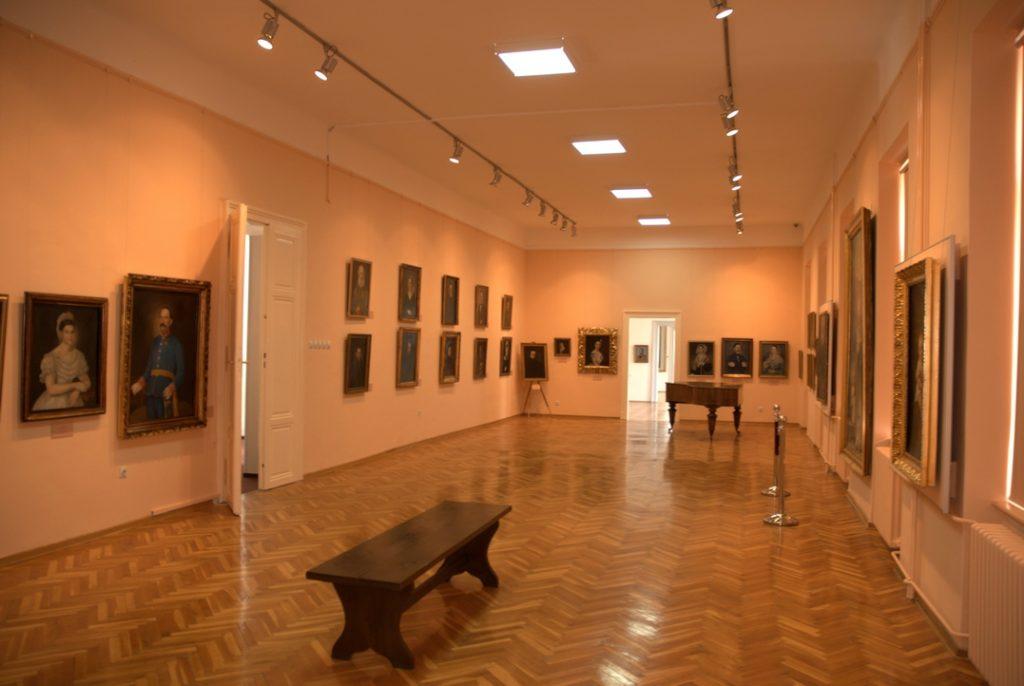 Izložba slika Narodnog muzeja Zrenjanin