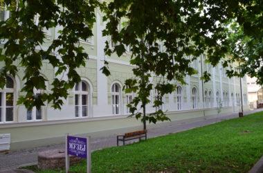Zgrada muzeja grada Bačka Palanka