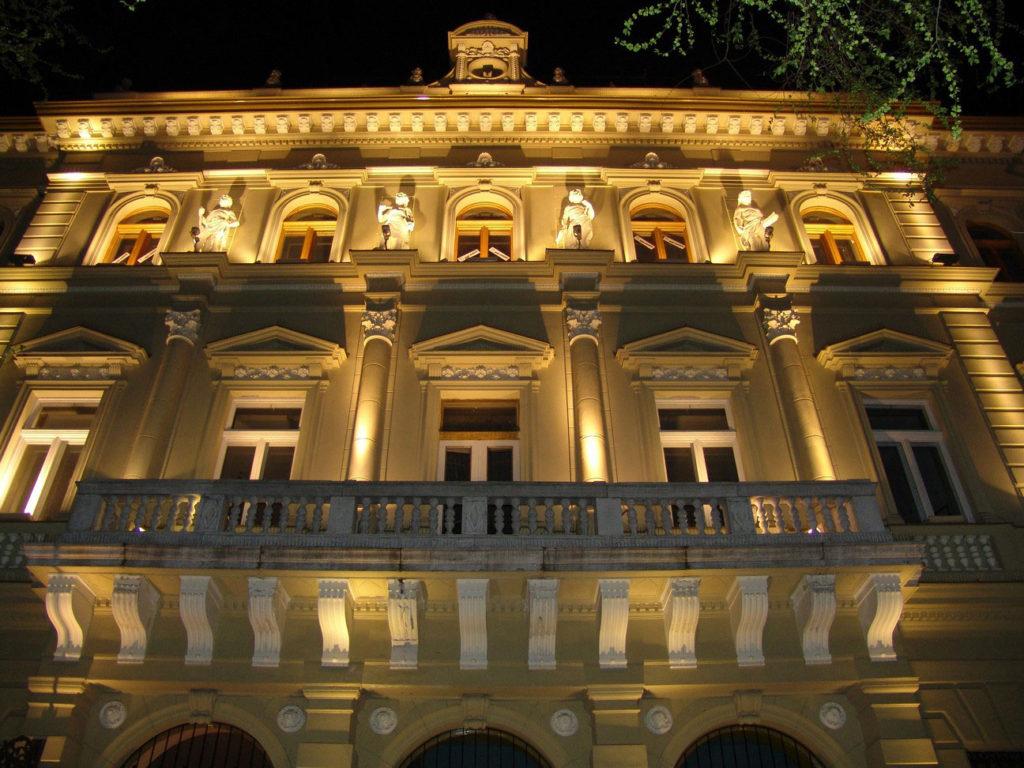 Zgrada Narodnog muzeja Zrenjanin