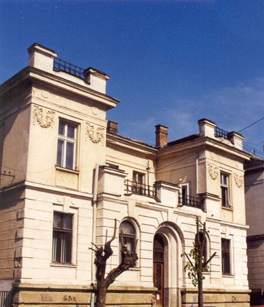 Zgrada Zavičajnog muzeja Petrovac na Mlavi