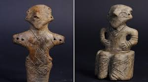 Antropomorfne figure, Narodni muzej Vranje