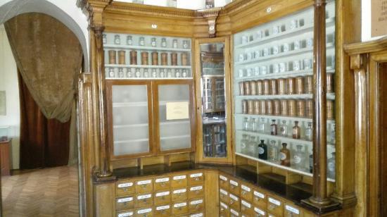 Objekat Gradskog muzeja Vršac -Apoteka na stepenicama