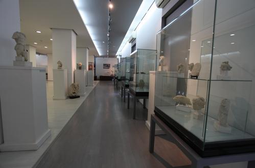 Stalna postavka Arheološke sale
