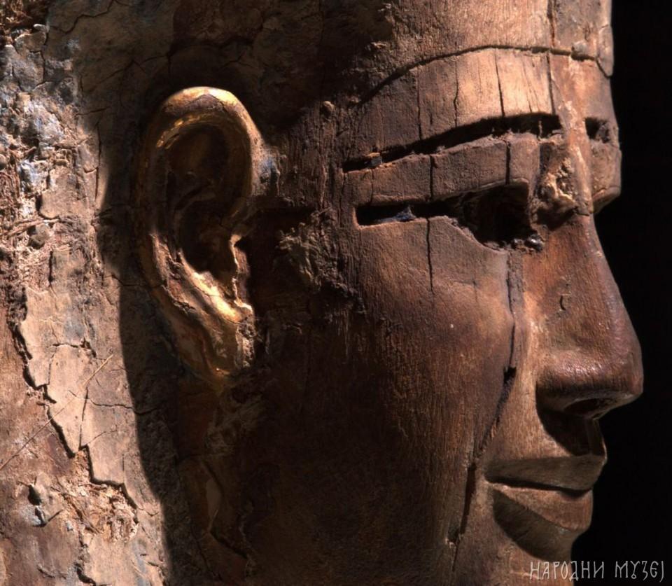 Mumija sveštenika Nesmina kupljena u Luksoru - Beogradska mumija