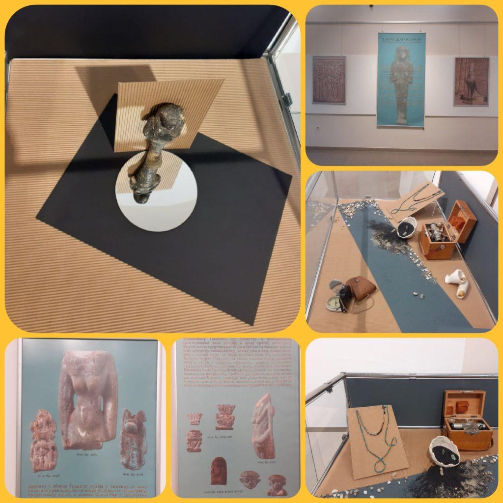 Gradski muzej Sombor i egipatska umetnost