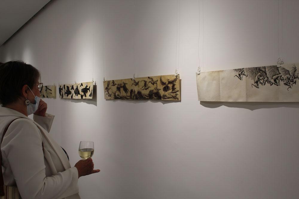 Eksponati Galerije savremene umetnosti, Narodni muzej u Smederevskoj Palanci
