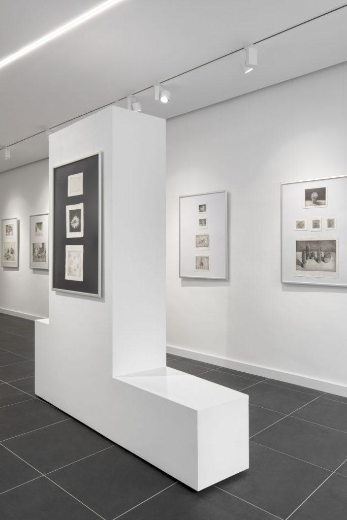 Izložbeni prostor Galerije savremene umetnosti, Narodni muzej u Smederevskoj Palanci