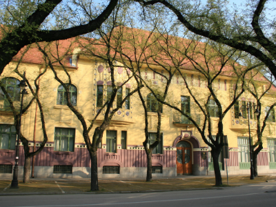 Zgrada Gradskog muzeja Subotica