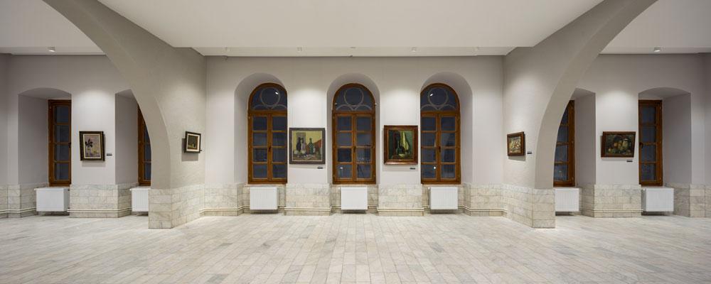 Narodni muzej u Smederevskoj Palanci, postavka muzeja