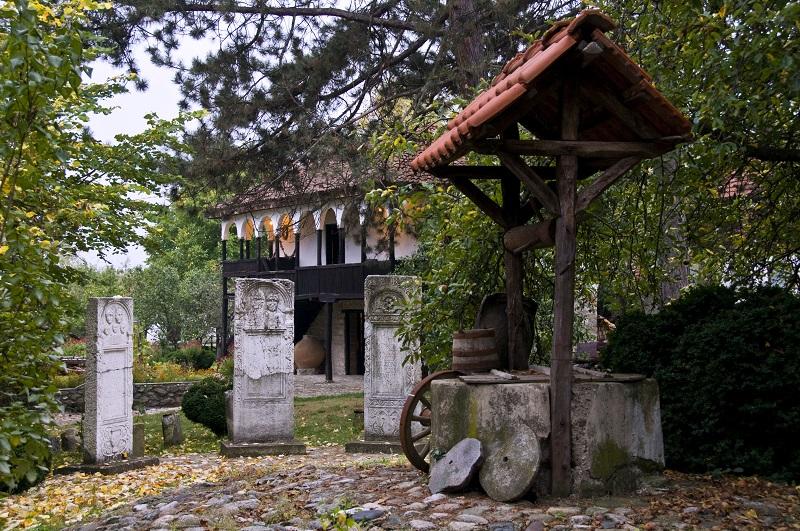 Lapidarijum,  Zavičajni muzej Knjaževac