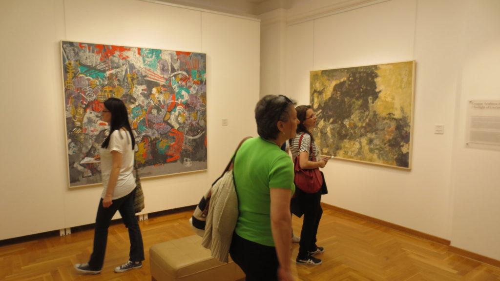 Likovna izložba u Legatu Petra Lubarde