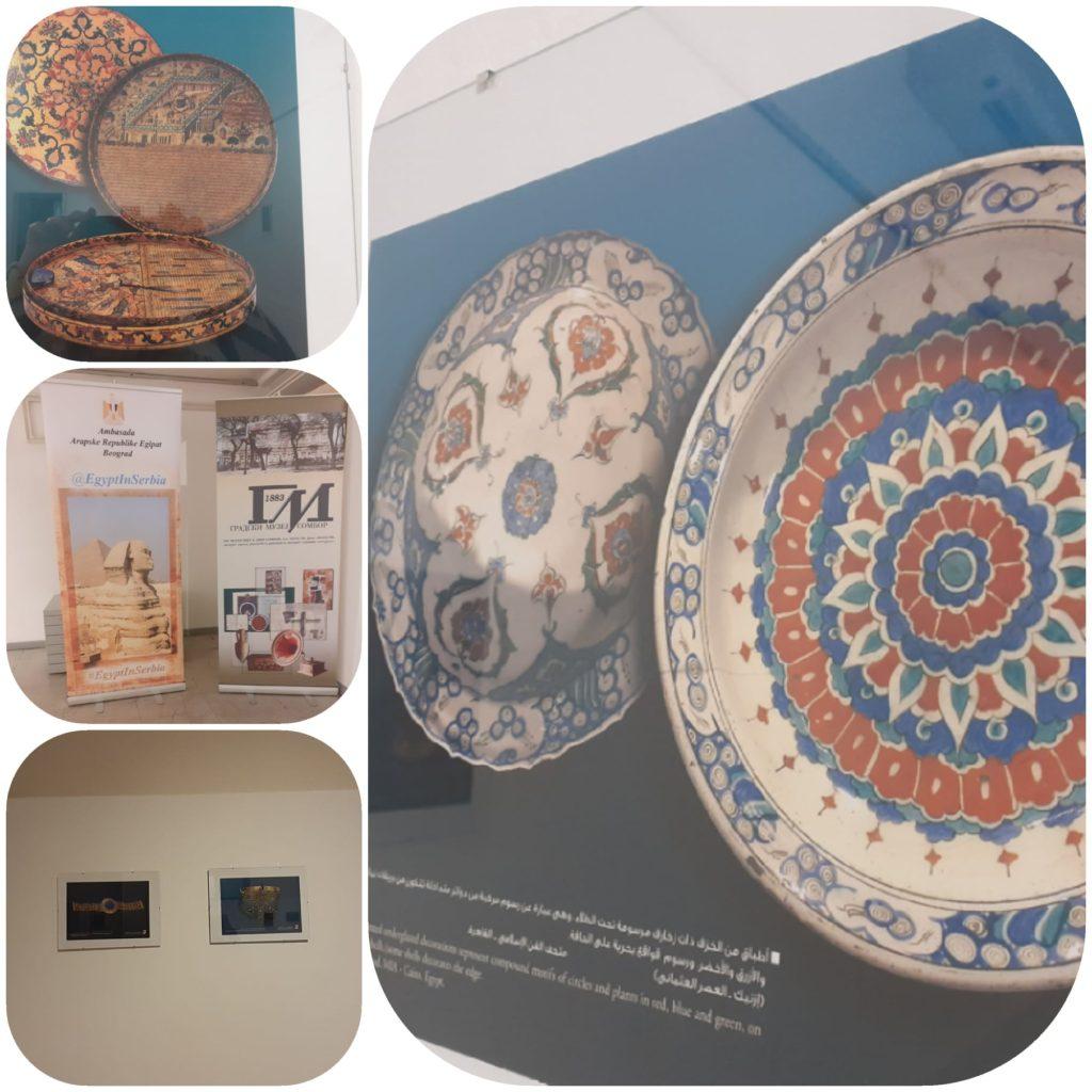 Dani egipatske umetnosti u Somboru od 30. oktobra do 15. novembra 2020.