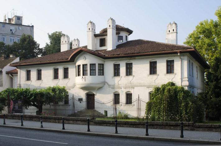 Konak kneginje Ljubice, Muzej grada Beograda