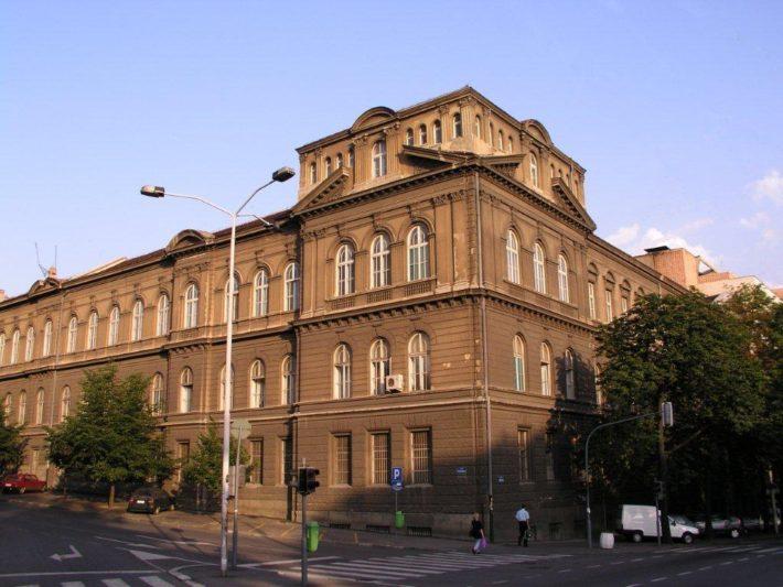 Muzej grada Beograda u Resavskoj ulici
