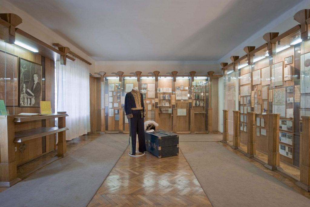 Stalna postavka u Muzeju Ive Andrića