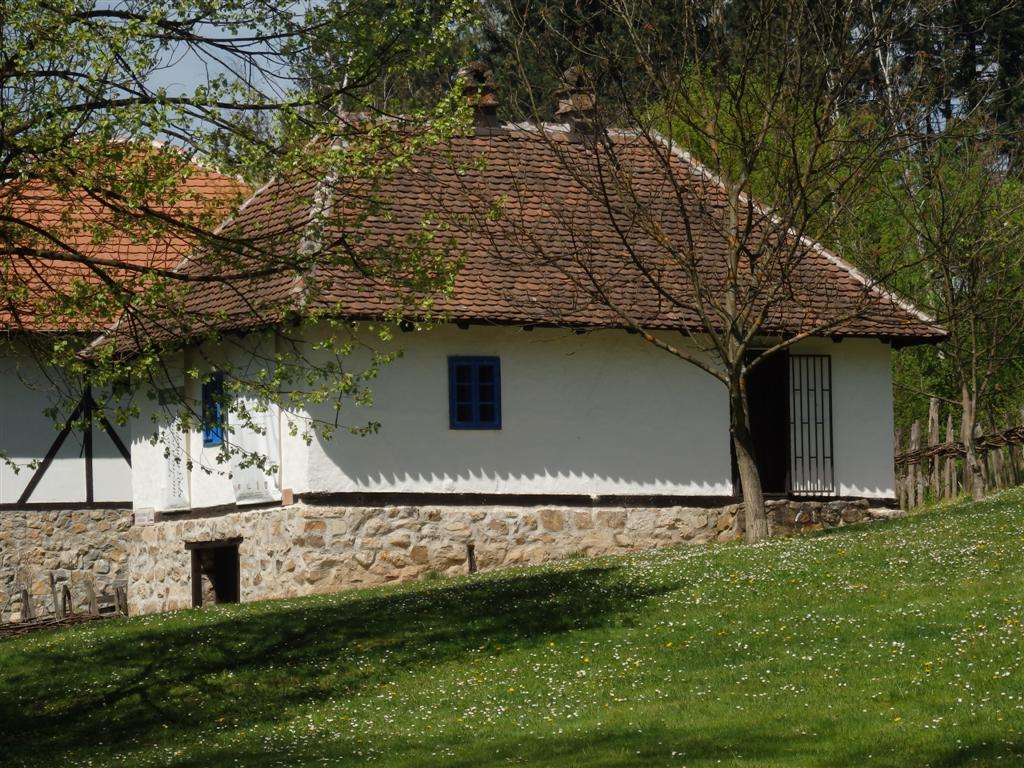 Muzej jezika i pisma u kulturno-istorijskom kompleksu Tršič