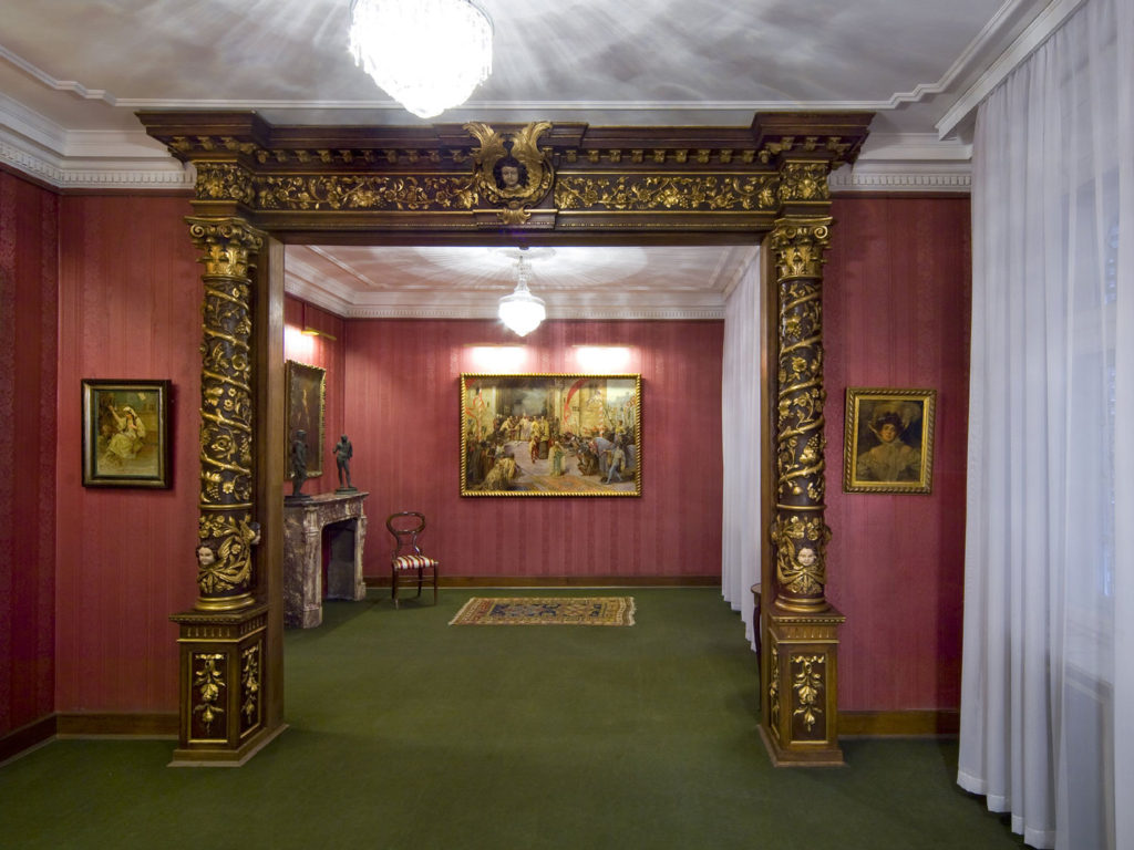 Muzej Paje Jovanovića je deo Muzeja grada beograda