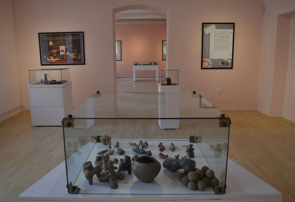 Muzejska postavka, Narodni muzej u Smederevskoj Palanci