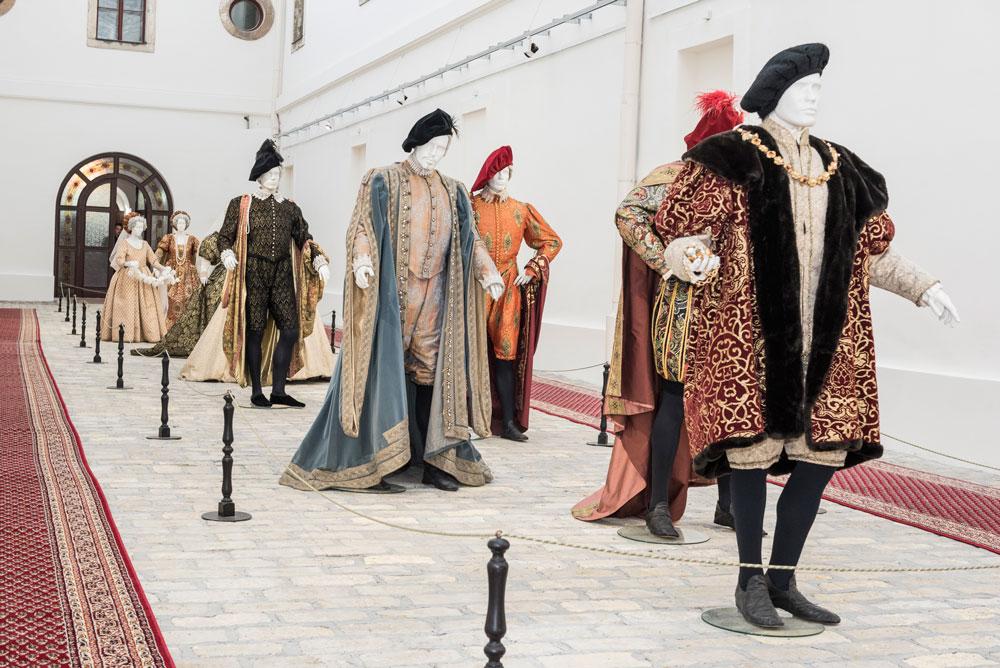 """Izložbena postavka """"Sjaj renesanse"""", Muzej grada Novog Sada"""