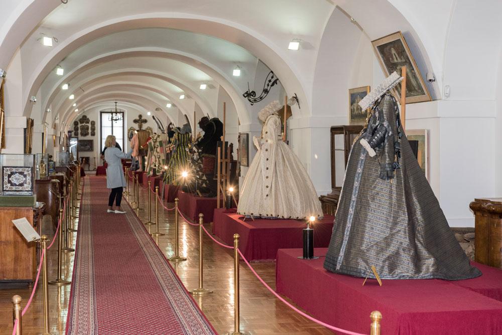 """Muzejska postavka """"Sjaj renesanse"""", Muzej grada Novog Sada"""