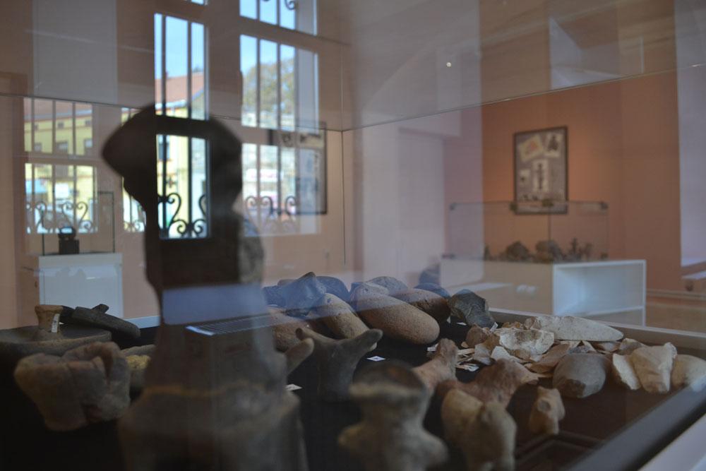 Muzejski eksponati, Narodni muzej u Smederevskoj Palanci