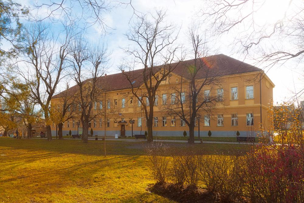 Stalna muzejska postavka u Narodnom muzeju Kruševac
