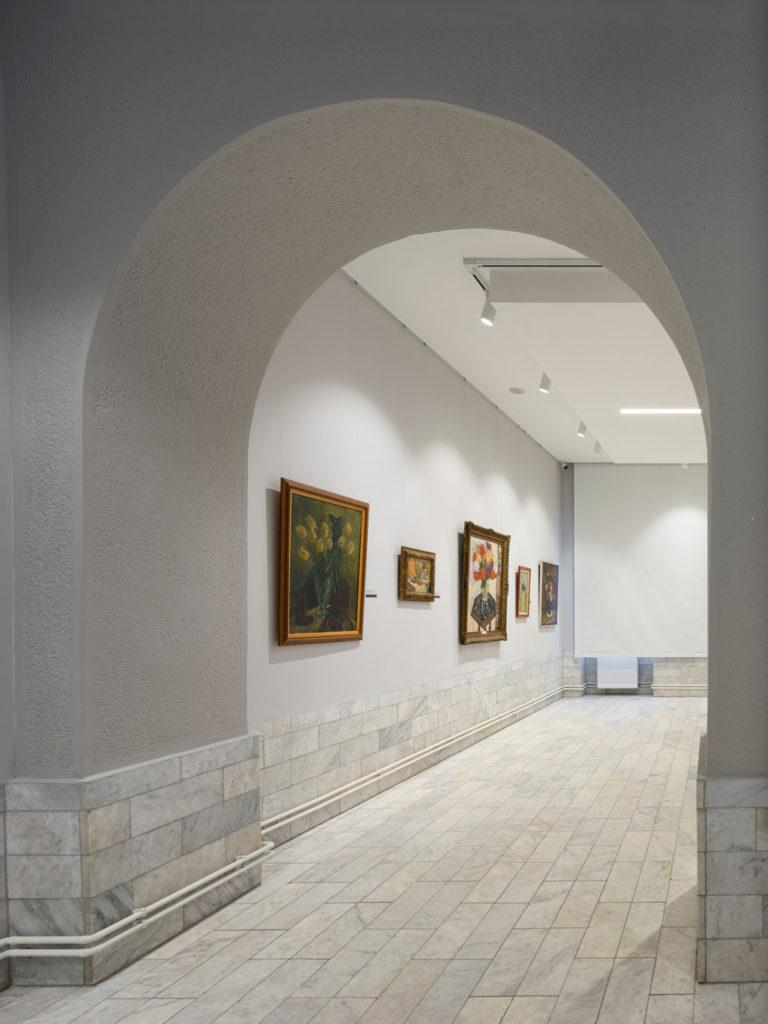 Narodni muzej u Smederevskoj Palanci, postavka u muzeju